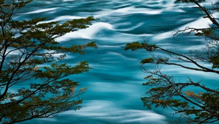 Río Baker, Cohaique, Chile