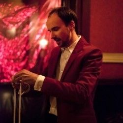 Following the show's successful runs at the Edinburgh and Brighton Fringes in 2015, Caspar Thomas is back to present his close up, interactive, before-your-very-eyes sleight of hand magic and mentalism – no suspicious-looking boxes, no camera tricks, no stooges. 13-14, 16-17, 16:00