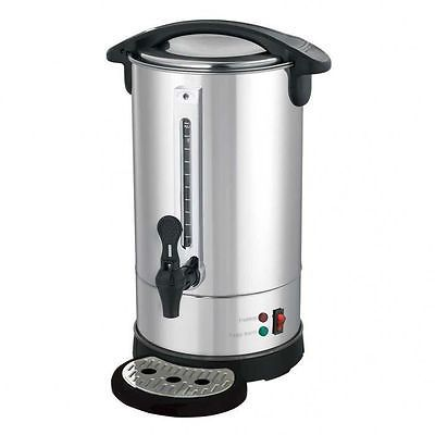Commercial Catering Stainless Steel 1500W Electric 8L Hot Water Boiler Urn A0033