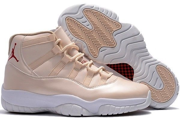 promo code e517a 65dbc Nike Air Jordan XI Cream With Red | Clothing, Shoes ...