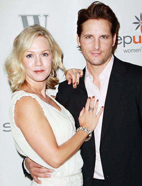 Peter Facinelli and Jennie Garth Address Cheating Rumors
