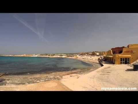 Malta: Armier Bay Beach