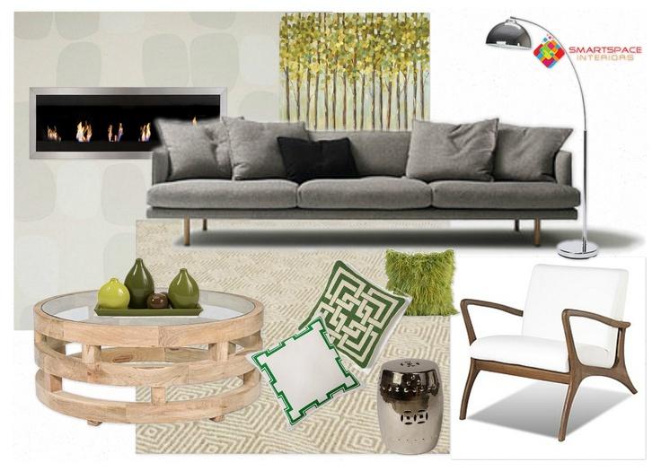 Living room design - feature Jardan sofa