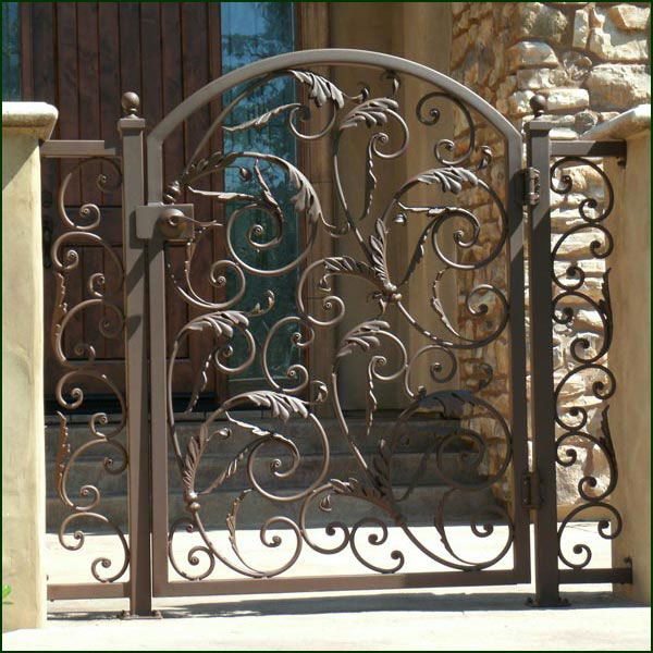 Best 25 Wrought Iron Gates Ideas On Pinterest Iron