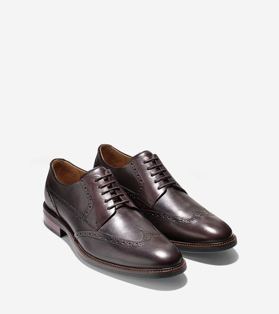<h2>A perfectly gentlemanly oxford gets the Grand.OS treatment and suddenly the new boss isn't quite the same as the old boss.</h2>
