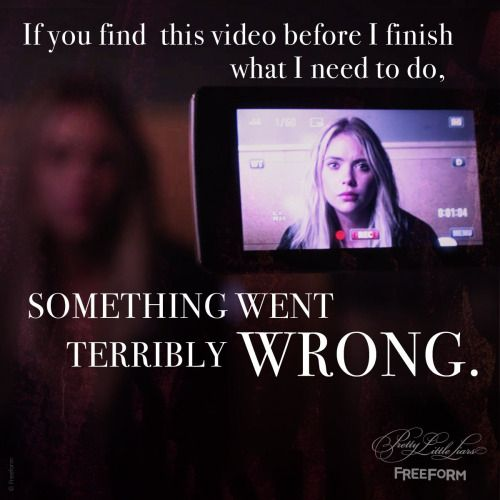 Hanna, please stop scaring us.  | Pretty Little Liars