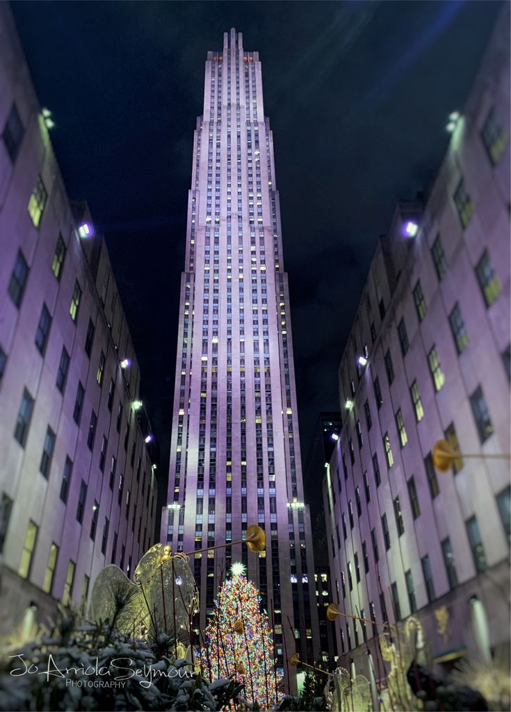 rockefellerxmas2019 i ️nyc in 2020 Rockefeller center