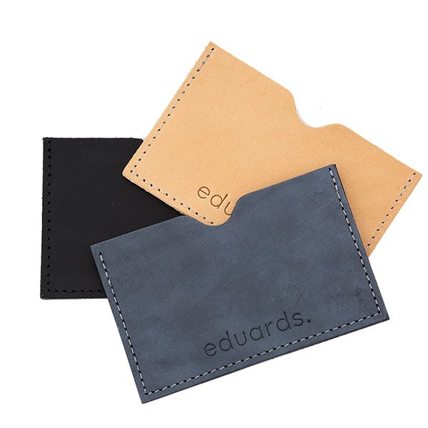 Eduards - Cardholder Leather | ENIITO