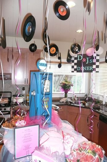 Roaring 20's, Fabulous 50's, Groovy 60's and 70's, and Awesome 80's! New Years Party Ideas | Photo 17 of 50 | Catch My Party