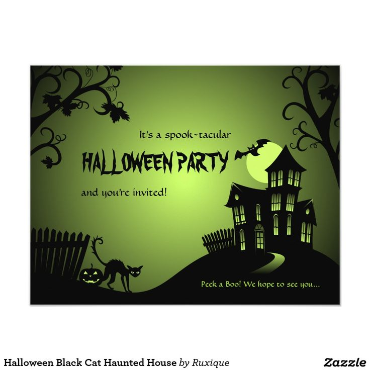 112 best Halloween Cards and Invitations images on Pinterest ...