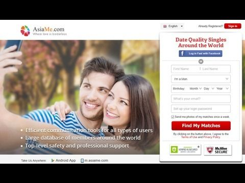 Reviewed asian internet dating sites