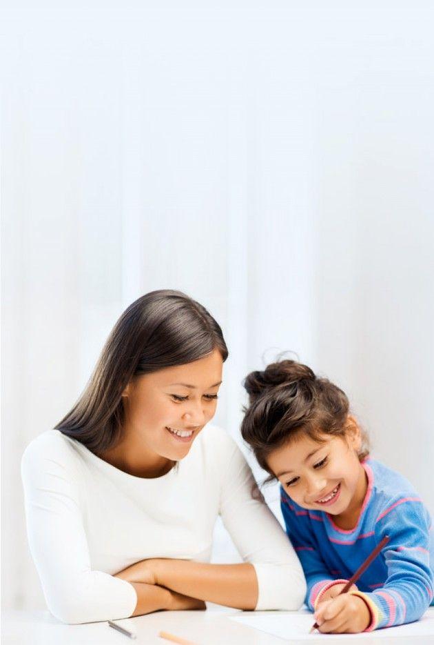 El rendimiento escolar de los hijos, o cómo la madre se vuelve maestra