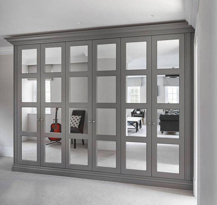 Luxury Bespoke Wardrobe - Fulham - The Heritage Wardrobe Company
