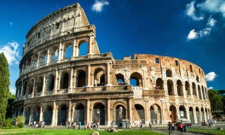 ✈ Séjour à Rome avec vols A/R