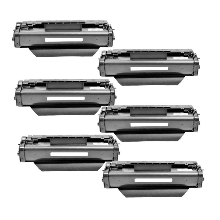 N 6PK Canon FX3 Compatible Toner Cartridge Canon 1060 1100 2050 L75 L4000 2060 L200 L3500