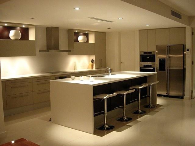 Allan Carter Cabinetmaking modern kitchen