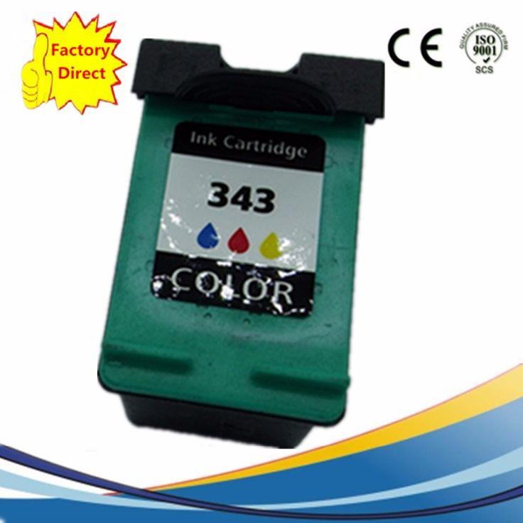 Ink Cartridges For HP 343XL HP343 OfficeJet H470 H470b H470wbt K7100 Pro K7103 K7108  Photosmart 2570 2573 2575 2575a 2575v 2605