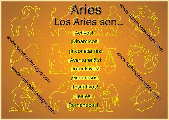 Características positivas y negativas del signo de Aries