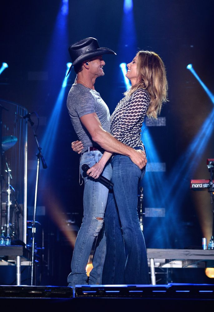 Faith Hill and Tim McGraw Interview About Marriage 2018 ...