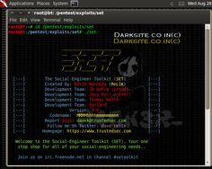 Hack Remote Pc Using ShellCodeExec In Social Engineering Tool Kit   By Passing Antivirus   .:: Dark Site ::.