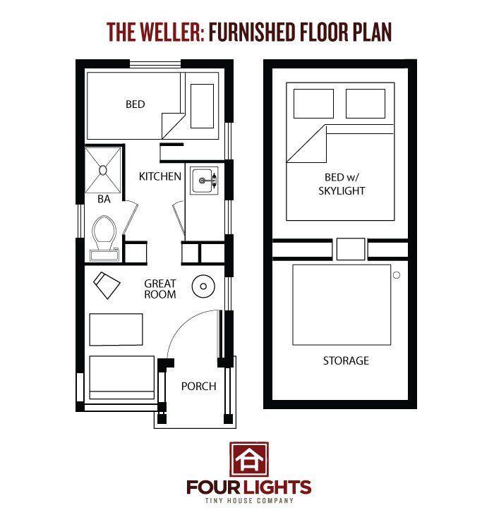 the weller - Tiny House On Wheels Plans 2