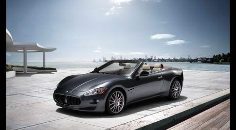 The delectable Maserati Grancabrio #Italy #love