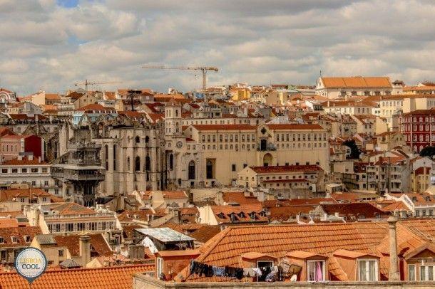 Lisboa Cool - Visitar - Miradouro Chão do Loureiro