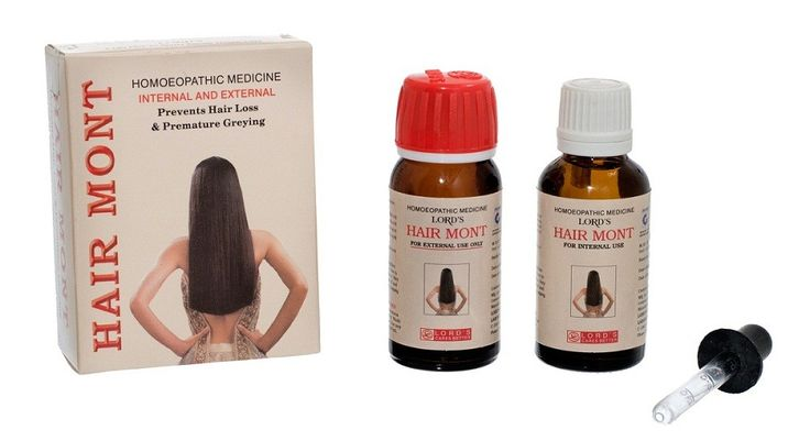 HAIR MONT (TWIN PACK)