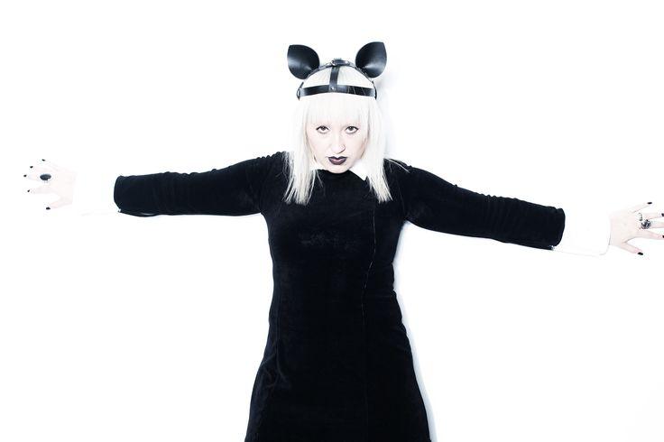 Model/Styling/hair/make Up: Dulce Mujer Gato Ramirez (facebook) http://dulce-ramirez-world-us.tumblr.com/ Photographer: Freiraum-photos (facebook) http://www.freiraum-photos.de/index.php?article_id=12 Wearing: Blackoutstuttgart..ivoryjar...killstar #fashion #blackoutstuttgart #photografie #darkness #fashionlabel #dress #shop #mujergato #lifestyle #kilstar #ivoryjar #london #urban #voguemagazine #macabre #punk #freiraumphotos