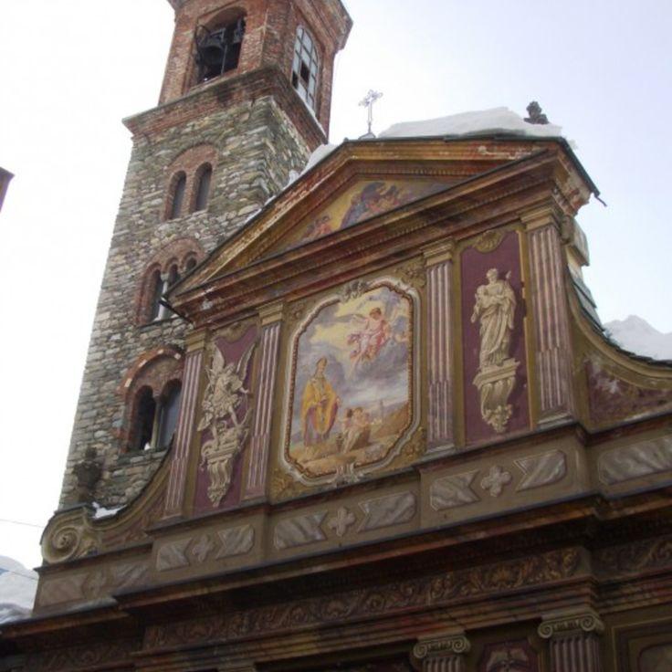 Chiesa di San Nicolao a Vernante (Cn) | Scopri di più nella sezione Itinerari tematici del portale #cittaecattedrali