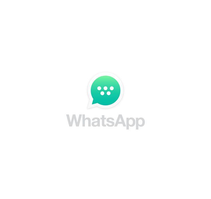 다음 @Behance 프로젝트 확인: \u201cThe new WhatsApp\u201d https://www.behance.net/gallery/38386561/The-new-WhatsApp