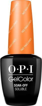 OPI GelColor - No Tan Lines 0.5 oz - #GCF90