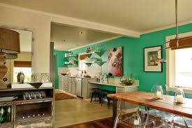 Image result for turquoise accent wall