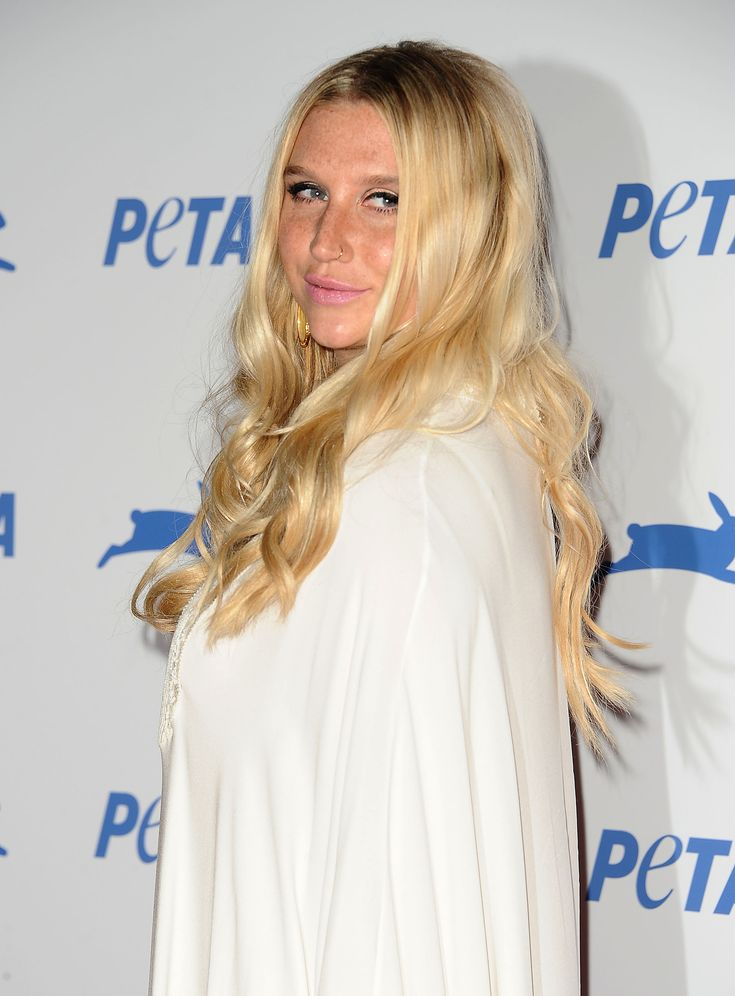CELEBRITIES' REAL NAMES Aol.com Editors Mar 23, 2016 [§] Kesha - Kesha Rose Sebert (Photo by Jason LaVeris/FilmMagic)