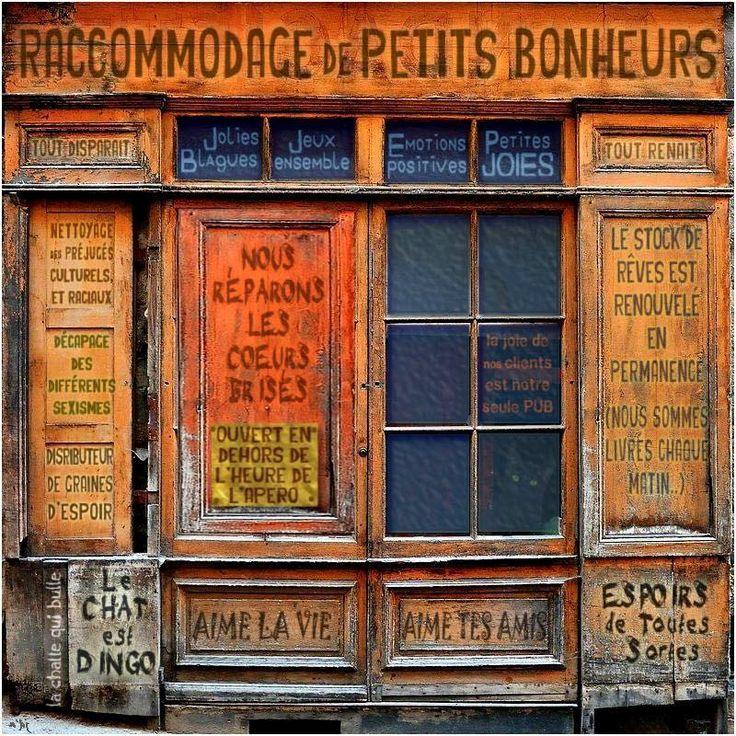 LE PETIT THEATRE D'ORIGNY: RACCOMMODAGE DE PETITS BONHEURS - ALAIN REUTER...