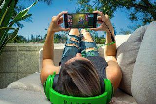 Razer unveils the Razer Phone with 120 Hz refresh rate Screen, 8GB RAM. #technology