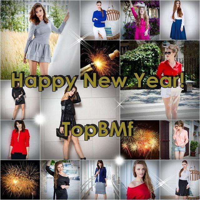 SZAMPAŃSKIEJ IMPREZY I SZCZĘŚLIWEGO NOWEGO ROKU życzy zespół TopBMf!  www.topbmf.pl