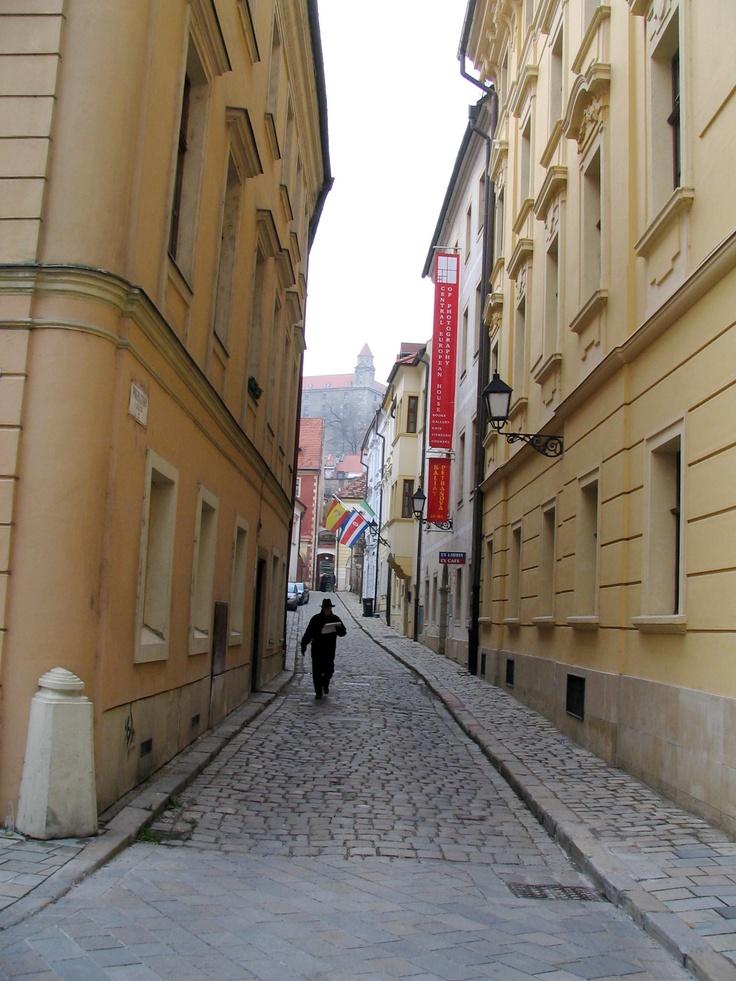 Street Scene - Bratislava