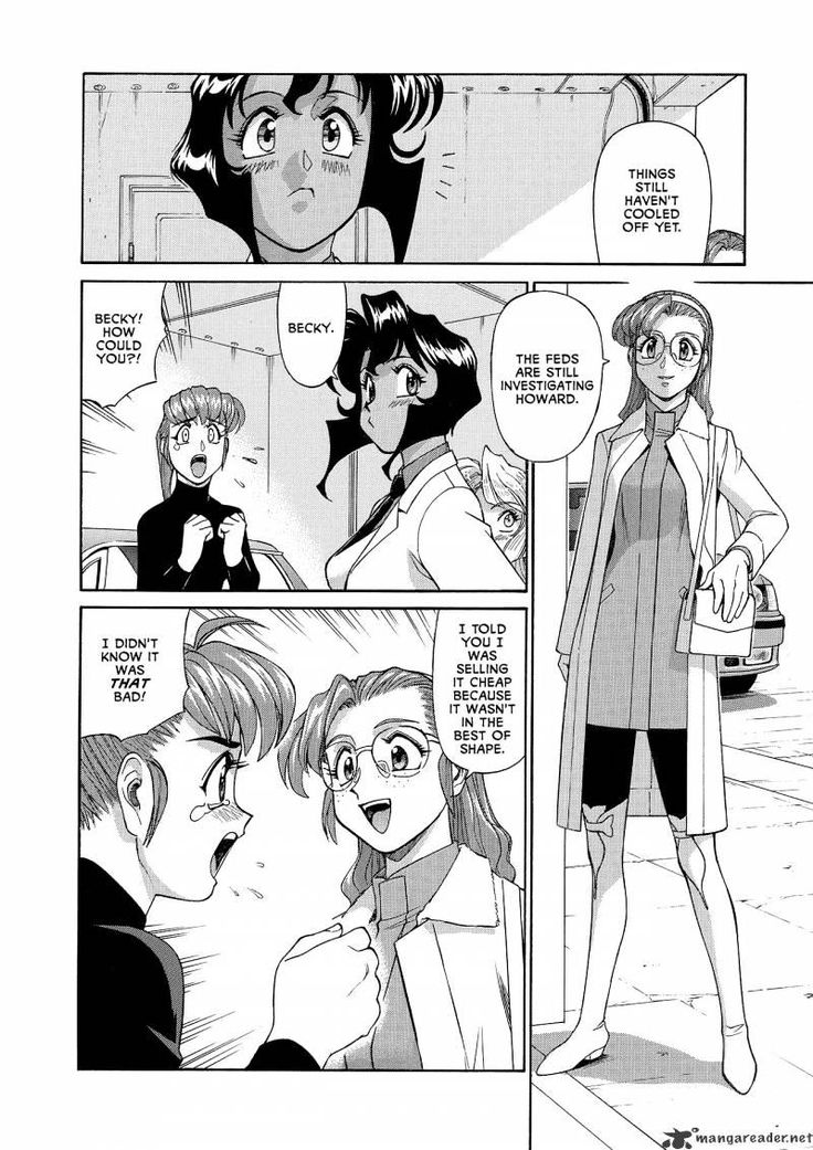 Gunsmith Cats Burst ch.5 (With images) Cats, Chapter, Ch 5
