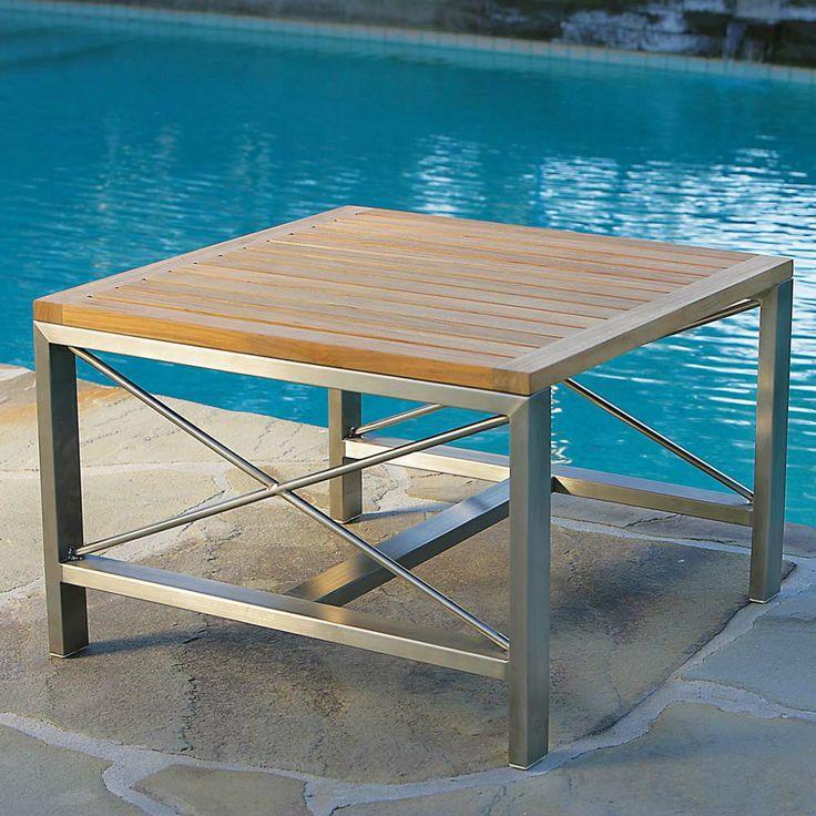 ibiza side table ib20 - Kingsley Bate