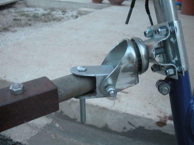 Picture of Bike Trailer Hitch