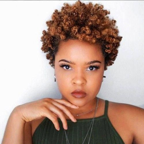 Hair Magazine | Good Natural Hair Styles | Black Hairstyles For Natural Curly Hair 20190828