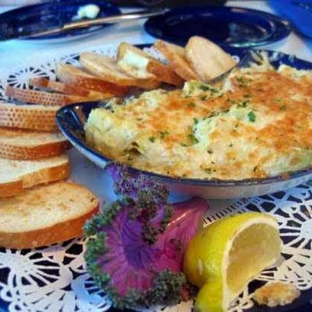 Joes Crab Shack Crab Dip- we shall see how it compares :)