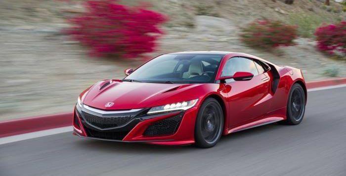 Honda NSX 2016, Usung Fitur dan Teknologi Baru
