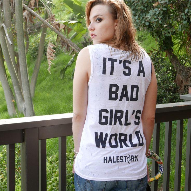 Bad girl's wolrd