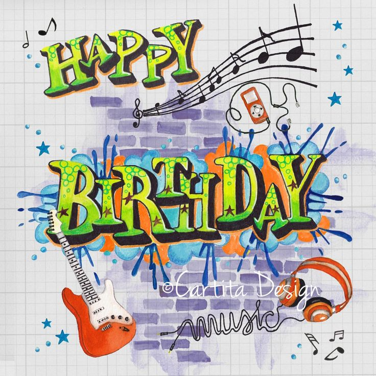 2232 best verjaardag images – Musical Birthday Greetings