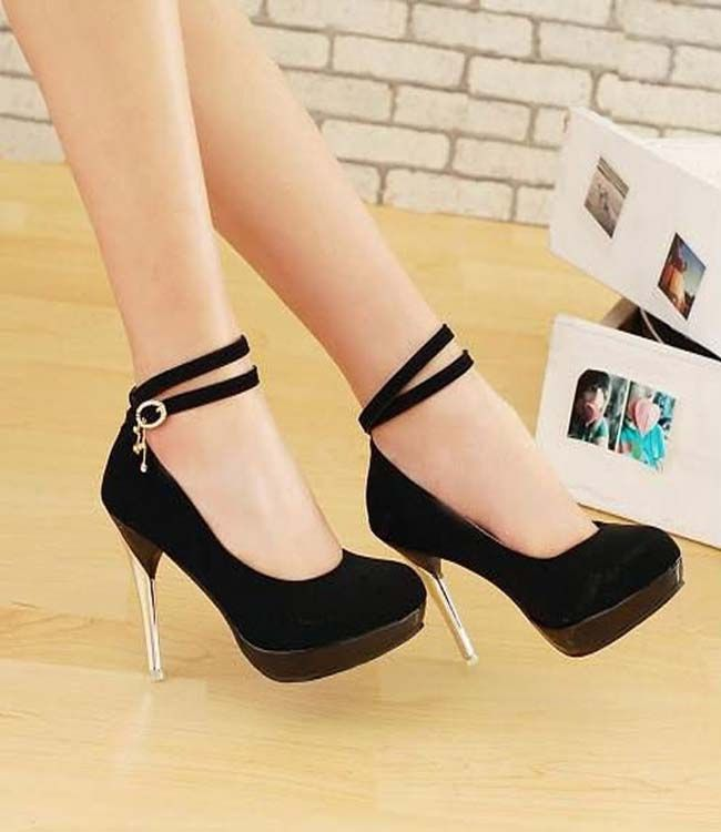 Fancy high heel shoes for girls 2019