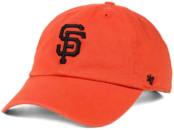 San Francisco Giants MLB Core '47 CLEAN UP Cap Hats