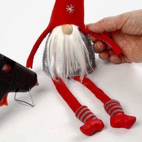 Tutorial Gnomi di Natale