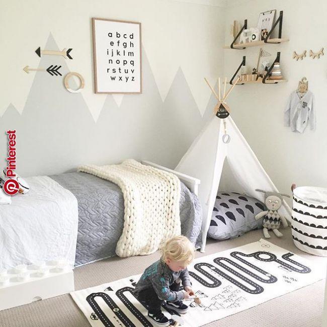 Kleinkind Schlafzimmer   Kinderzimmer dekor, Jungszimmer und ...